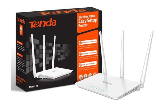 Router-WiFi-Tenda-F3