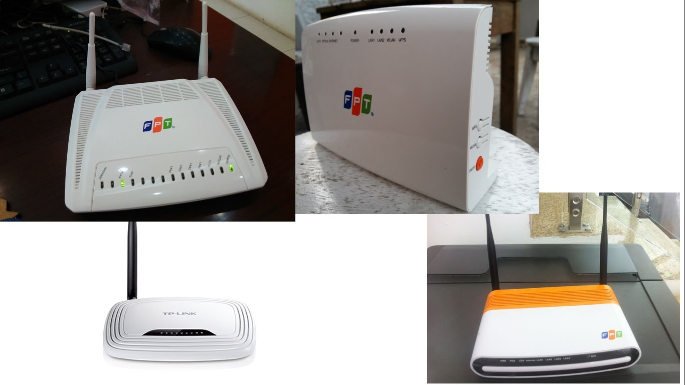 modem wifii 4 cong