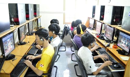 Kinh nghiệm chọn lắp mạng Internet cho Quán game , phòng Net
