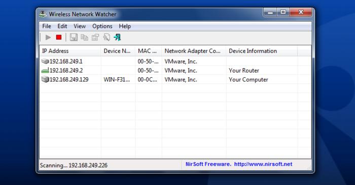 Phần mềm chặn wifi của người dùng laptop, điện thoại