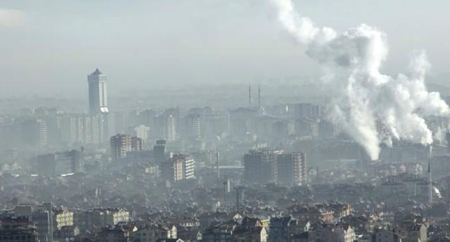 Ô nhiễm không khí có thể làm 60.000 người chết vào năm 2030